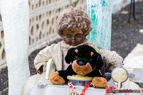 Casa de las muñecas en Lanzarote IV