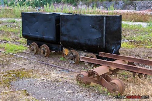 Vagonetas mineras