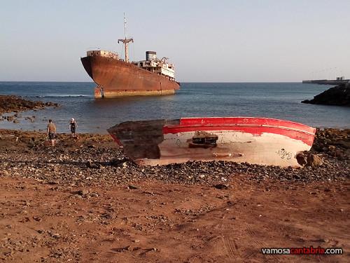 Barco Telamón en 2015 (II)