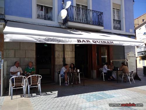 Bar Quiren de Santoña