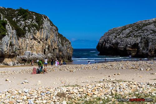 Playa de las Cuevas del Mar I