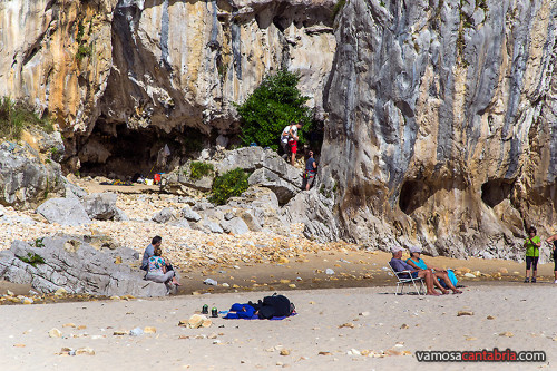 Playa de las Cuevas del Mar II