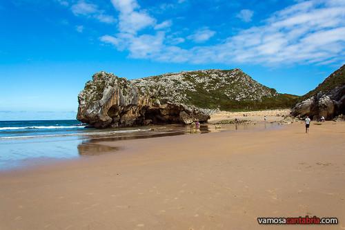 Playa de las Cuevas del Mar V