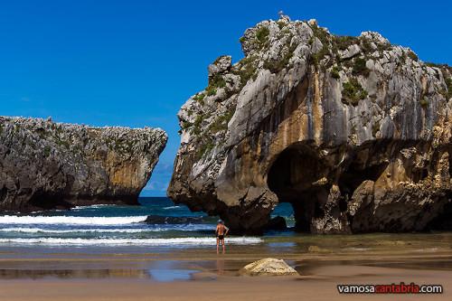 Playa de las Cuevas del Mar IX