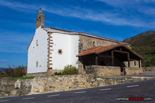 Iglesia de Tudanca