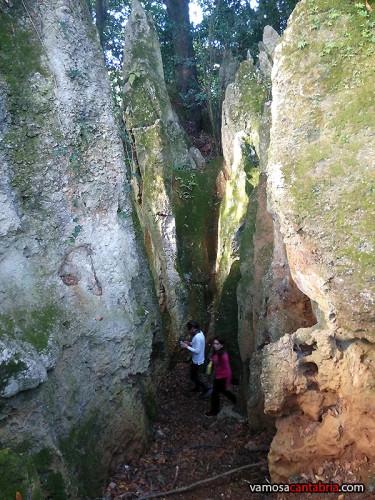 Paseando entre las piedras II