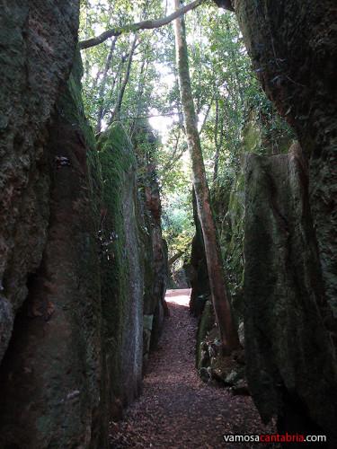 Paseando entre las piedras I