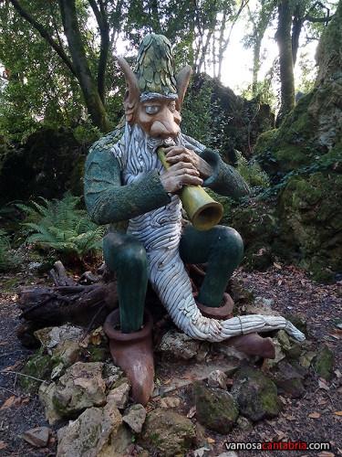 Gnomo flautista