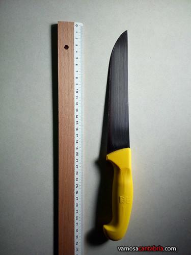 Mi cuchillo favorito