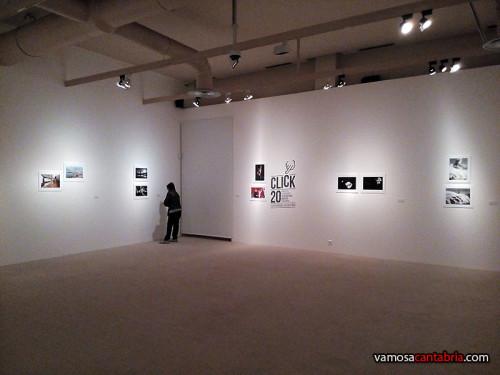 Exposición Click 20 en el Casyc I