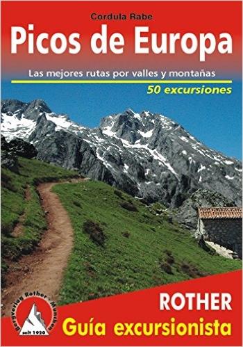 Libro sobre Picos de Europa
