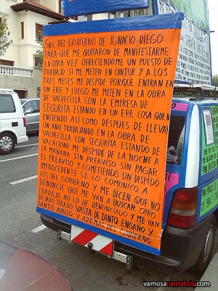 El indignado de Cantabria IV